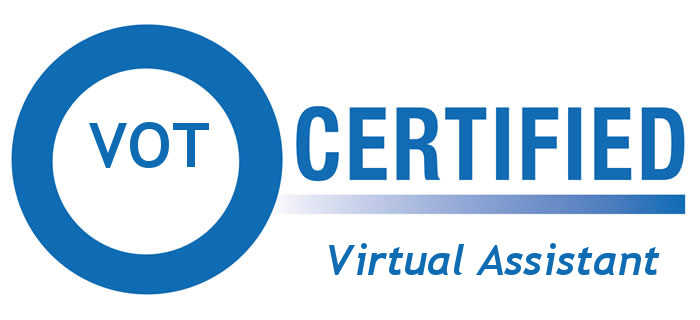 vots certification program allows you complete online training and educational programs that will help you strengthen your virtual assistant career