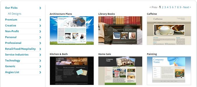 Virtual Assistant Jobs web templates for freelance virtual assistants